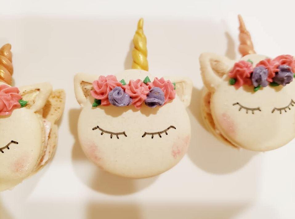 Julie's Macarons Image - Unicorn
