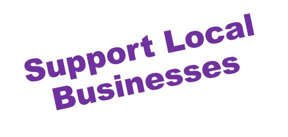 Support Local Businesses Image